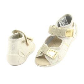 Befado yellow children's shoes 342P003 4