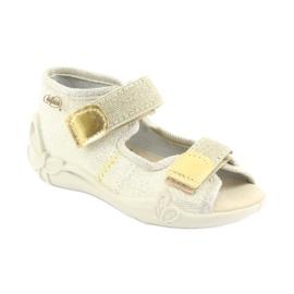 Befado yellow children's shoes 342P003 1