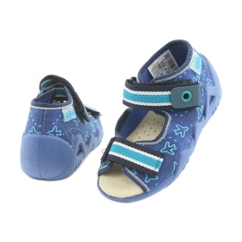 Befado yellow children's shoes 350P004 5