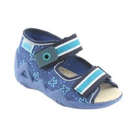 Befado yellow children's shoes 350P004 2
