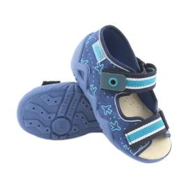 Befado yellow children's shoes 350P004 4