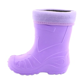 Befado children's rain boots violet 162X102 2