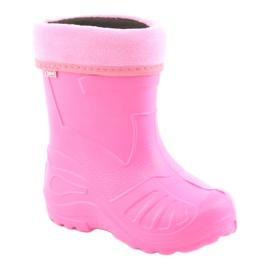 Befado children's shoes galosh pink 162p101 1