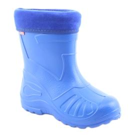 Befado children's rain boots 162x106 blue 1