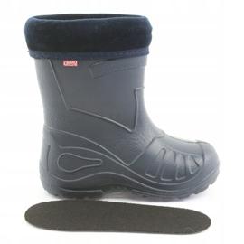 Befado children's shoes kalosz- garnet 162P103 navy 6