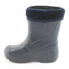 Befado children's shoes kalosz- garnet 162P103 navy 3