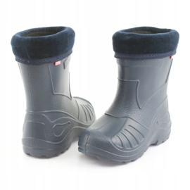 Befado children's shoes kalosz- garnet 162P103 navy 5