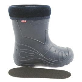 Befado children's shoes galosh-garnet 162X103 navy 6