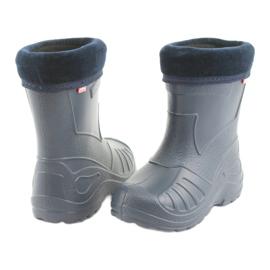 Befado children's shoes navy blue wellies 162y103 4