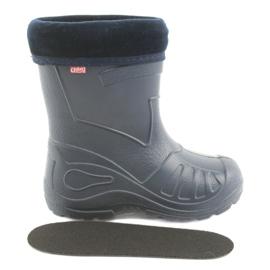 Befado children's shoes navy blue wellies 162y103 5