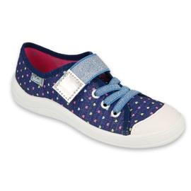 Befado children's shoes 251Y140 blue silver multicolored 1