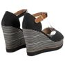Primavera black Sandals at Koturna picture 6