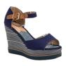 Primavera blue Sandals at Koturna picture 3