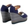 Primavera blue Sandals at Koturna picture 5