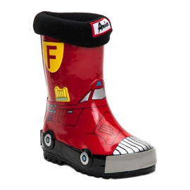 American Club Galoshes With Insulation multicolored 4