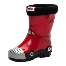 American Club Galoshes With Insulation multicolored 2