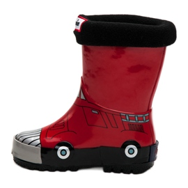 American Club Galoshes With Insulation multicolored 3