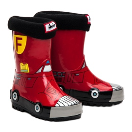 American Club Galoshes With Insulation multicolored 1