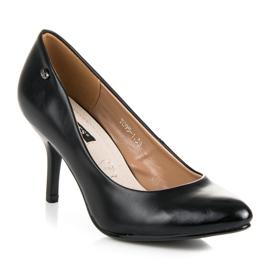Vices Black high-heels 3