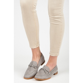 Vices Spring Moccasins grey 1