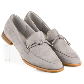 Vices Spring Moccasins grey 6