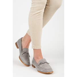 Vices Spring Moccasins grey 2