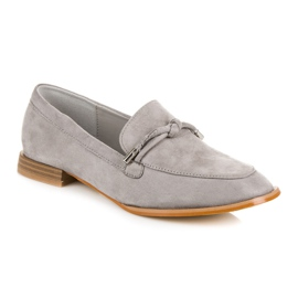 Vices Spring Moccasins grey 3