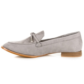 Vices Spring Moccasins grey 4
