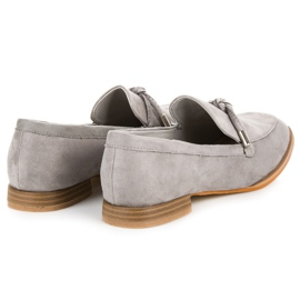 Vices Spring Moccasins grey 5