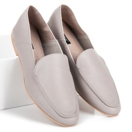 Classic VICES Loafers grey 3