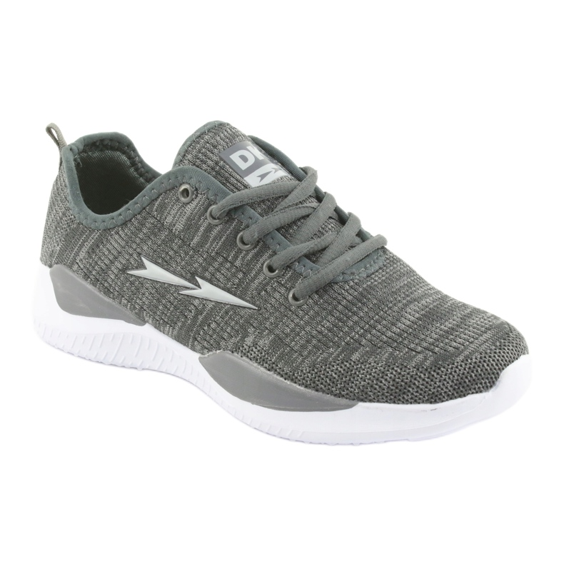 Grey Sport Shoes DK Gray SC235 picture 1