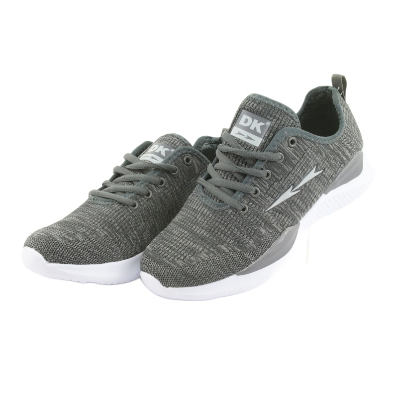 Grey Sport Shoes DK Gray SC235 picture 3
