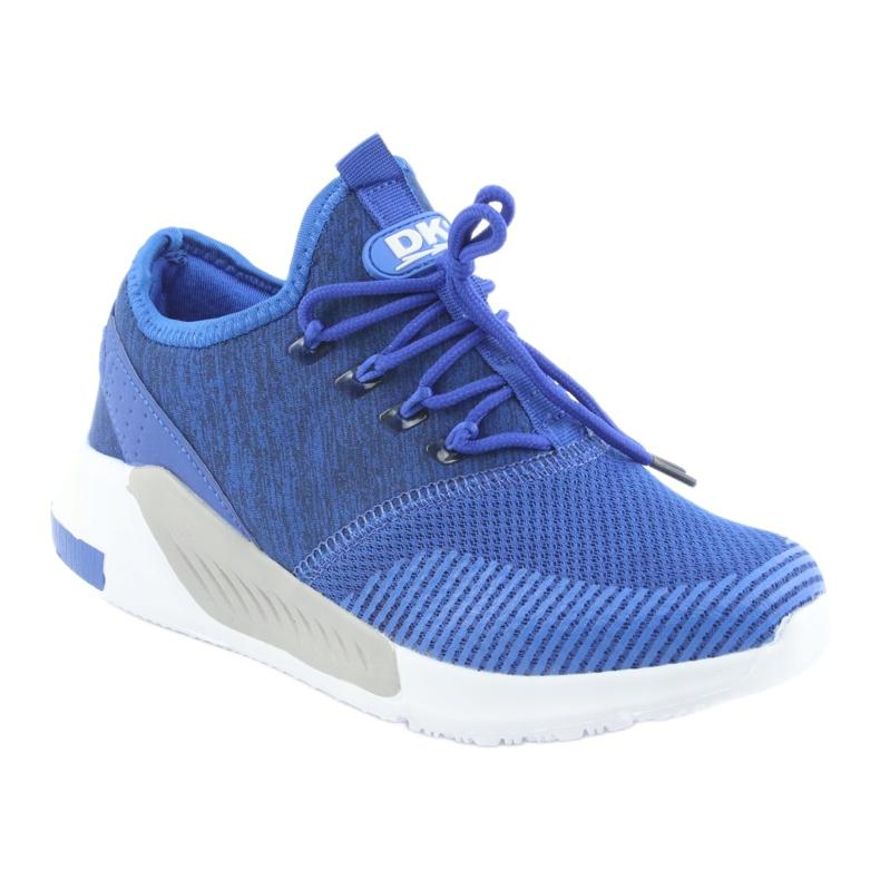 Men's sports shoes DK 18470 royal blue picture 1