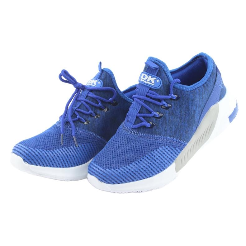 Men's sports shoes DK 18470 royal blue picture 3