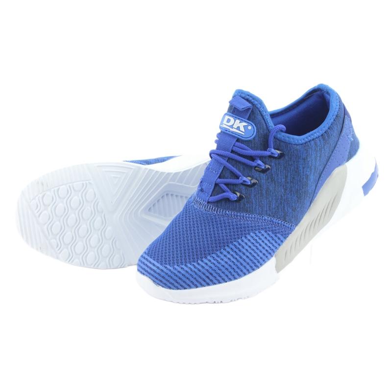 Men's sports shoes DK 18470 royal blue picture 4