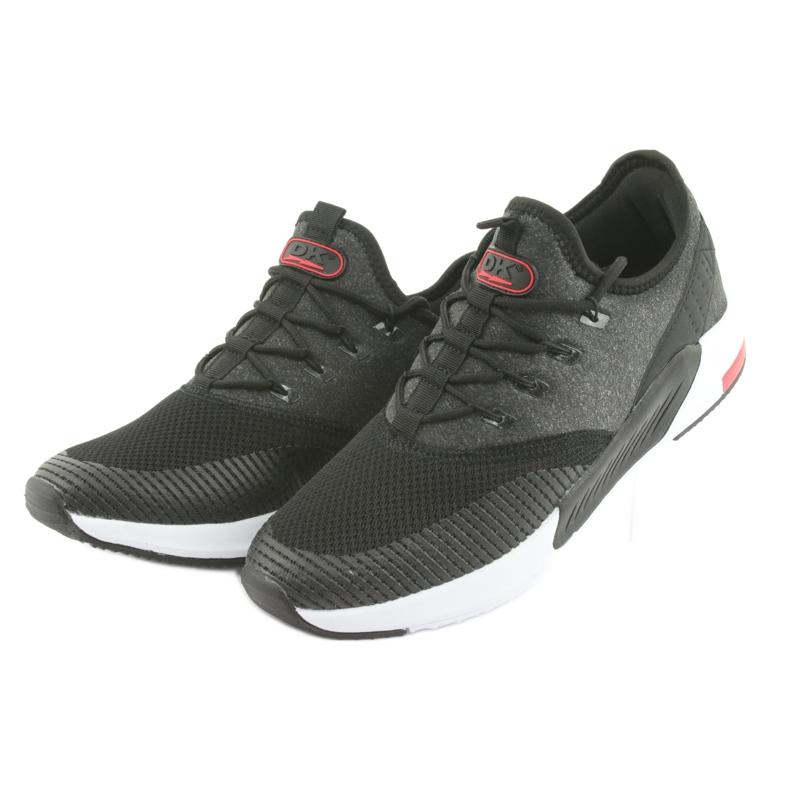 Men's sports shoes DK 18470 black / gray picture 3