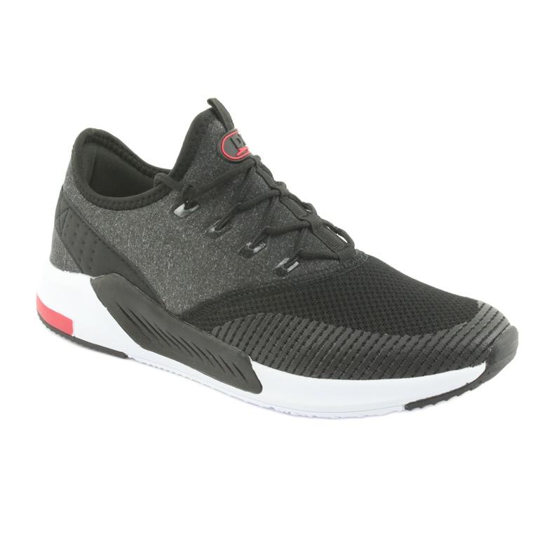 Men's sports shoes DK 18470 black / gray picture 1
