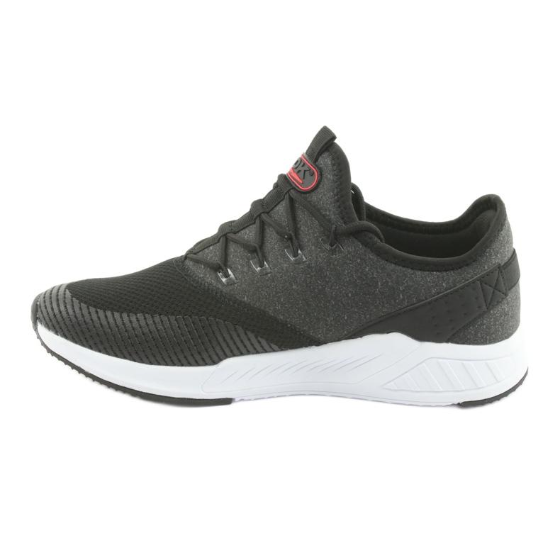 Men's sports shoes DK 18470 black / gray picture 2