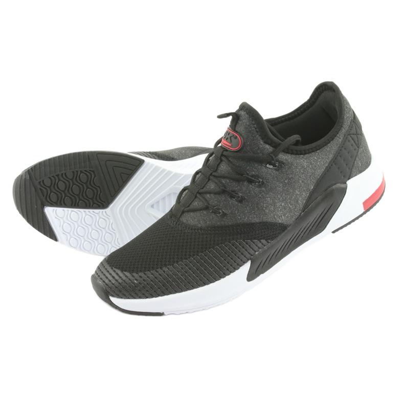 Men's sports shoes DK 18470 black / gray picture 4