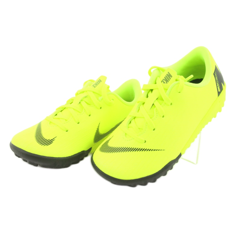 Nike Mercurial VaporX 12 Academy Tf Jr AH7353-701 Football Boots picture 3