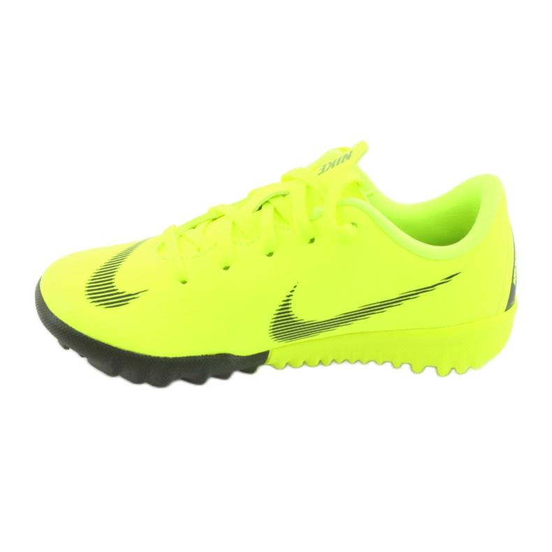 Nike Mercurial VaporX 12 Academy Tf Jr AH7353-701 Football Boots picture 2