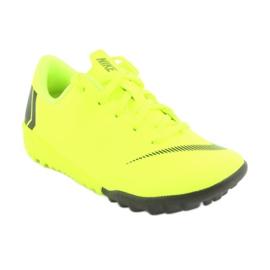 Nike Mercurial VaporX 12 Academy Tf Jr AH7353-701 Football Boots yellow yellow 2