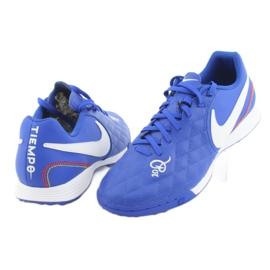 Football shoes Nike Tiempo Legend 7 Academy 10R Tf M AQ2218-410 blue 4