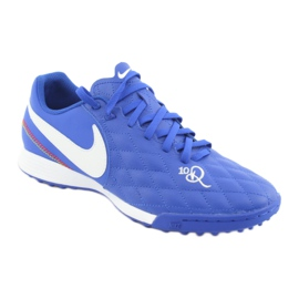 Football shoes Nike Tiempo Legend 7 Academy 10R Tf M AQ2218-410 blue 1