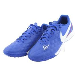 Football shoes Nike Tiempo Legend 7 Academy 10R Tf M AQ2218-410 blue 3