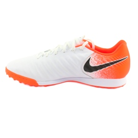 Football shoes Nike Tiempo LegendX 7 Academy Tf M AH7243-118 white multicolored 2
