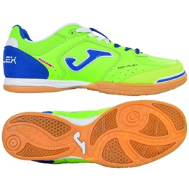 Indoor shoes Joma Top Flex 515 M TOPW.515.PS green multicolored 2