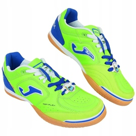 Indoor shoes Joma Top Flex 515 M TOPW.515.PS green multicolored 3