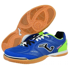 Indoor shoes Joma Top Flex 504 M TOPW.504.PS blue blue 3