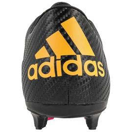 Football shoes adidas X 15.3 FG / AG M S74633 black black 3